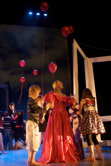 The Other Red Shoes created by Xana Marwick for Lyceum Summer on Stage. Image Credit TBC. (2)