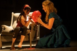 The Other Red Shoes created by Xana Marwick for Lyceum Summer on Stage. Image Credit TBC.